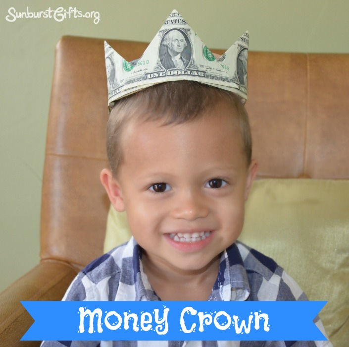 How to Make a Money Crown