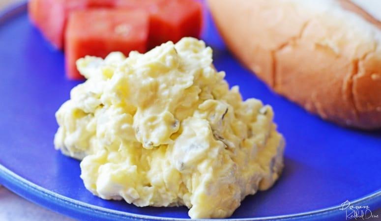 Old Fashioned Potato Salad Recipe | Grandma's Special Recipe