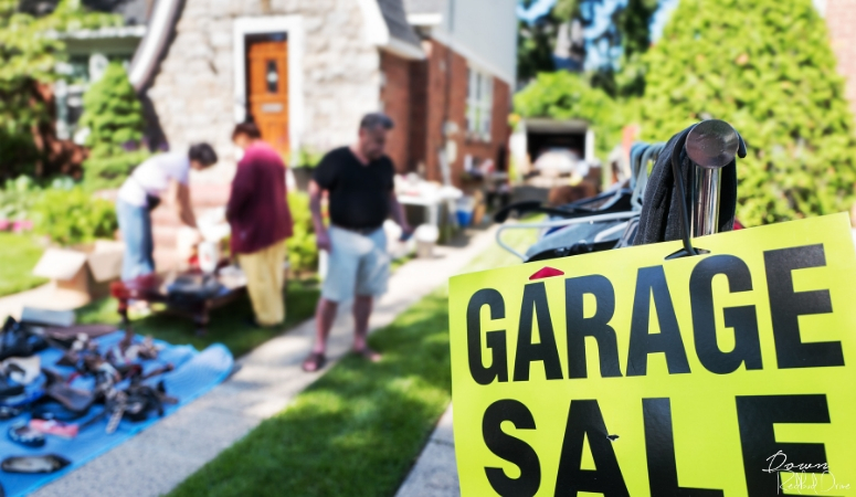 Garage Sale Tips | How to Make Hundreds in One Weekend!
