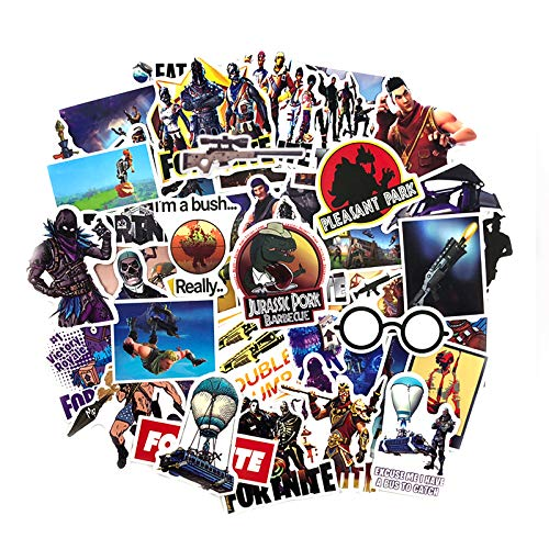 46 Fortnite Big Stickers