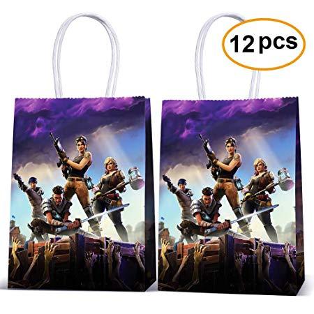 Fortnite Treat Bags