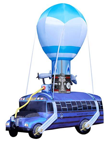 Fortnite 17.5 Ft Battle Bus Inflatable