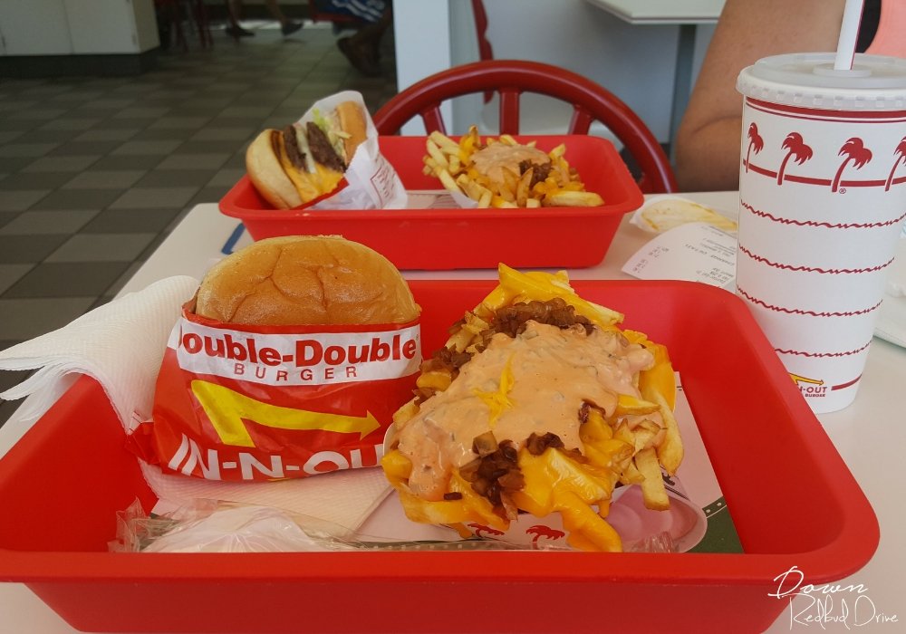 in n out burger dallas