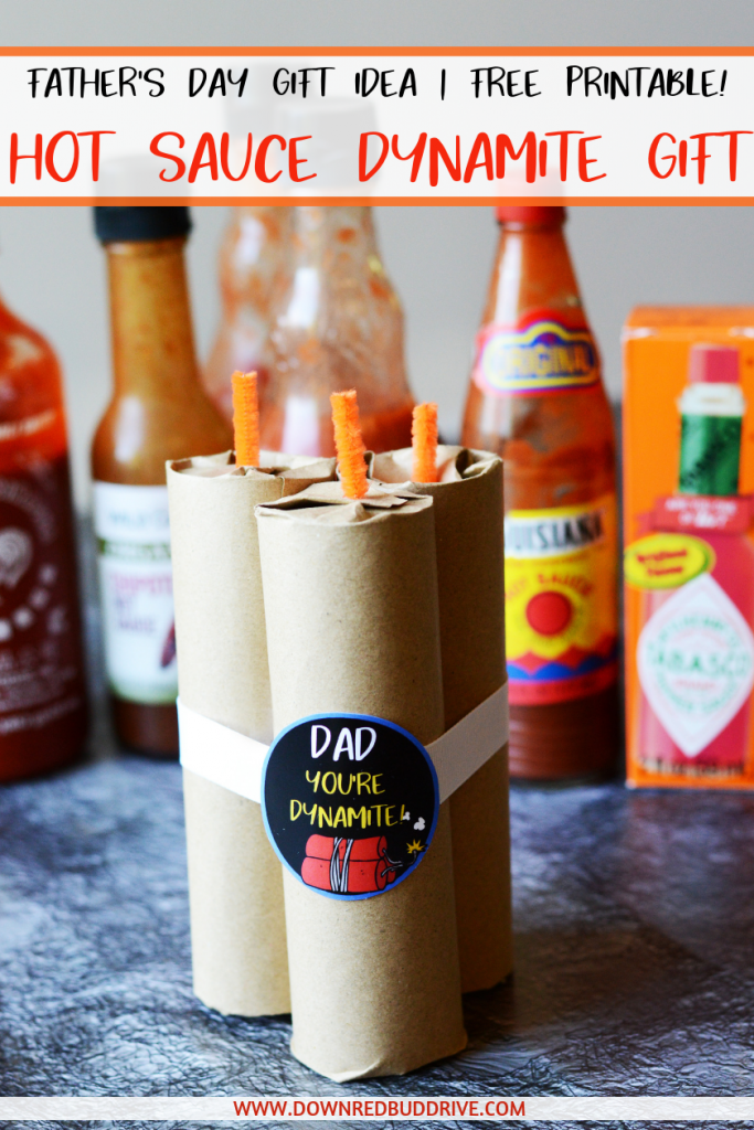 father's day hot sauce gift
