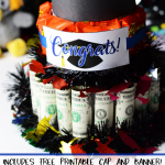 Graduation Money Cake pinterest