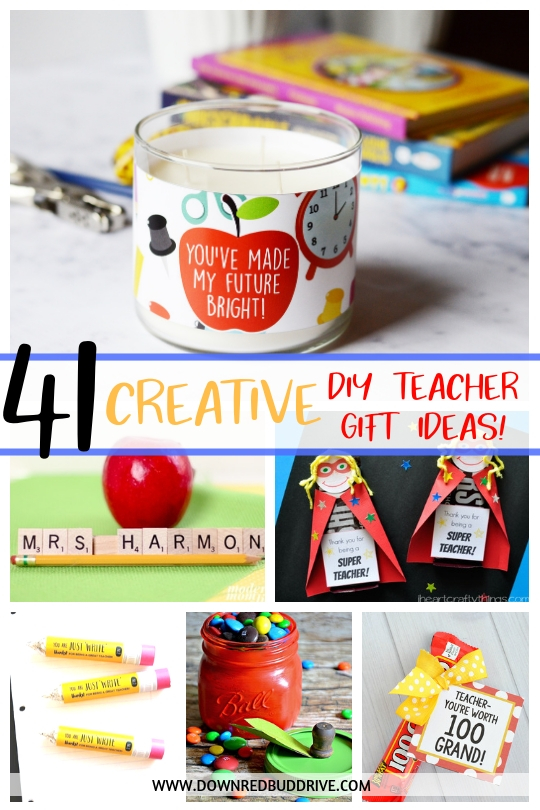 Teachers Gifts DIY