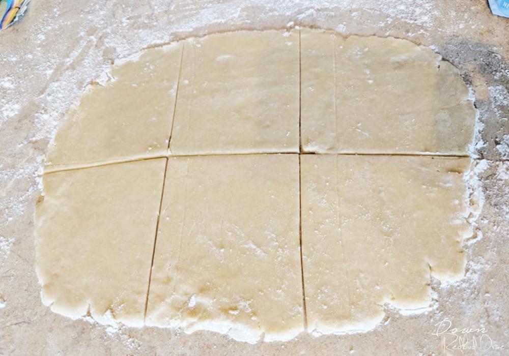 dough squares