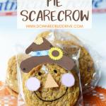 Oatmeal Cream Pie Scarecrow