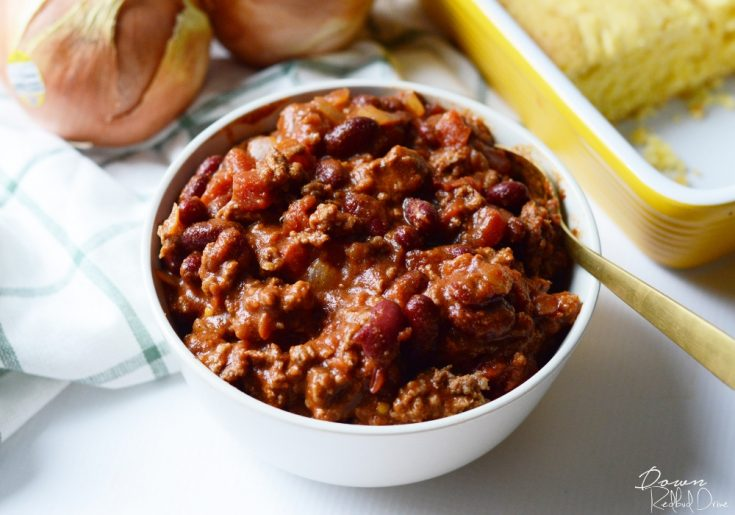 thick chili recipe