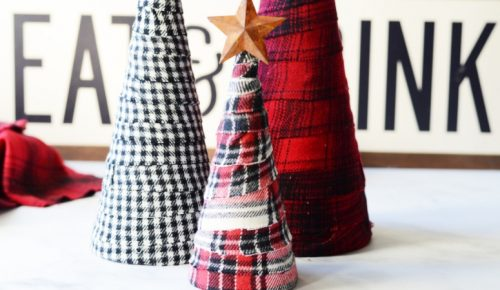 flannel trees