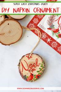 napkin ornament