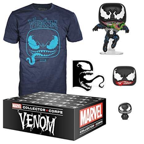 Funko Marvel Collector CorpsVenom Collector Box