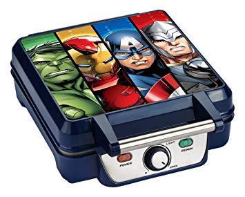 Avengers Waffle Maker