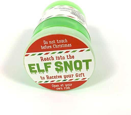 Elf Snot GIft Card Holder