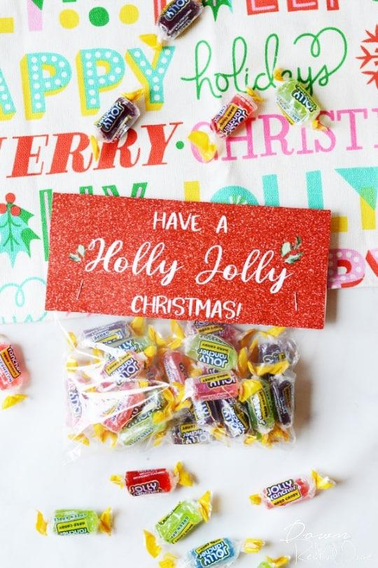 Holly Jolly Christmas Gift