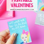 JoJo Siwa Valentines