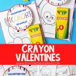 Printable Crayon Valentines