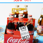 father's day soda gift