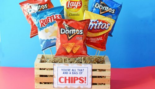 You're All That and a Bag of Chips gift