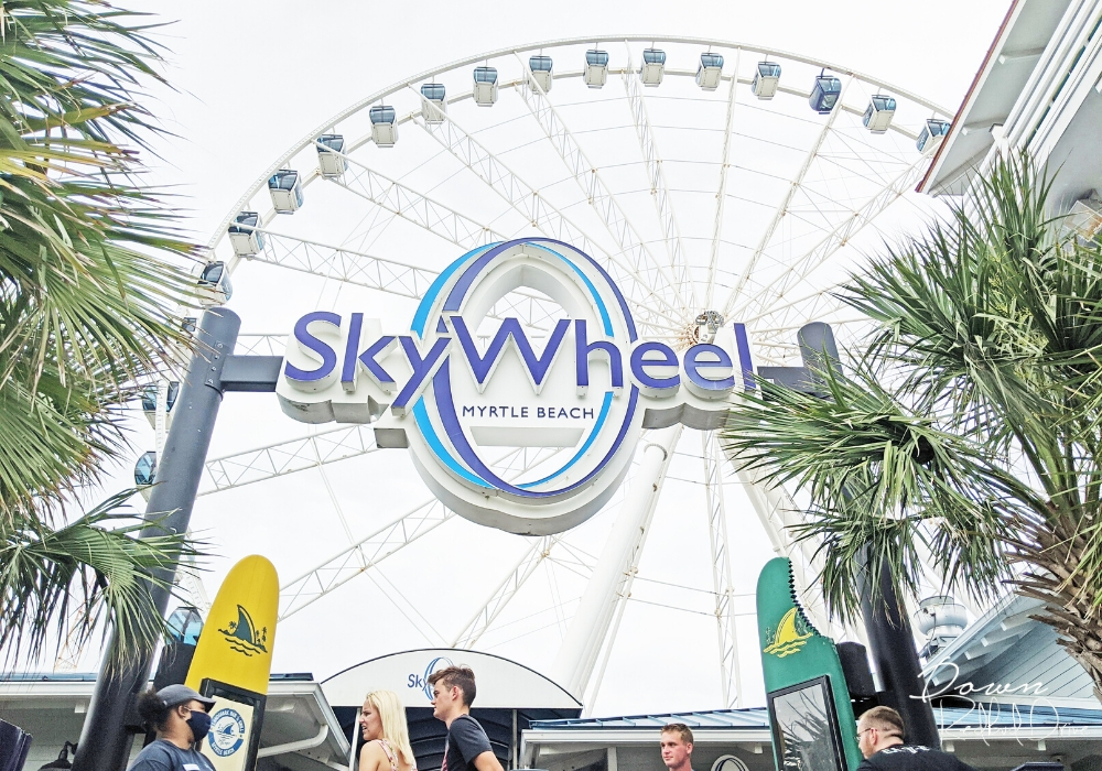 Skywheel Myrtle Beach Wide 1