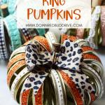 Canning Ring Pumpkins