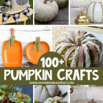 Pumpkin Crafts for adults