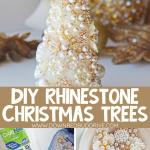 Jeweled Christmas Tree DIY