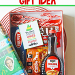 DIY Elf Food Groups Gift Idea