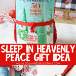 DIY Sleep in Heavenly Peace Gift Idea