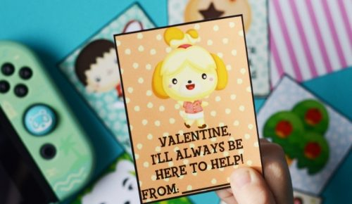Animal Crossing Valentines Featured Image
