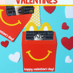 Happy Meal Valentines