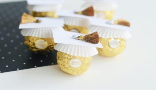 DIY Ferrero Rocher Graduation Treats Featured Image