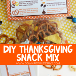 Thanksgiving Snack Mix