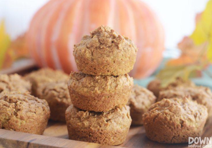 3 Ingredient Pumpkin Muffins Create Card Image
